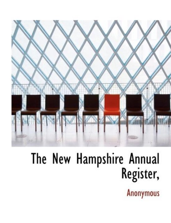 The New Hampshire Annual Register,