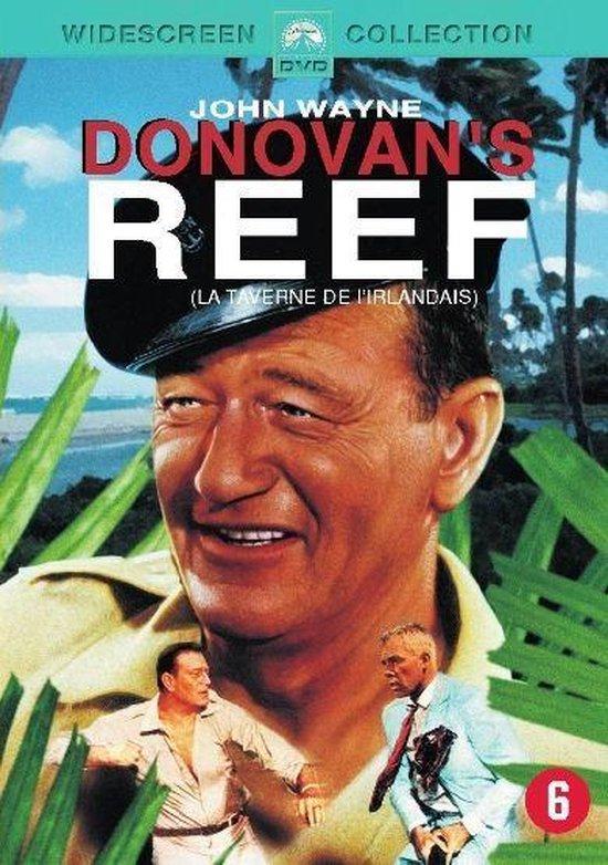 Cover van de film 'Donovan's Reef'