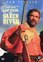 LAST STAND AT SABER RIVER /S DVD NL