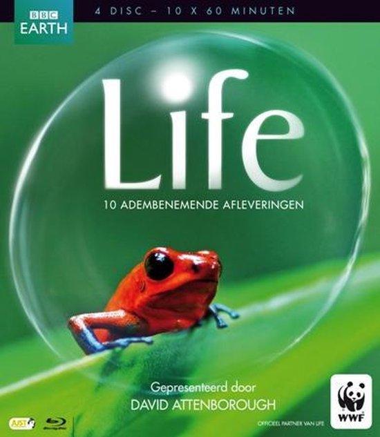 Cover van de film 'BBC Earth - Life'