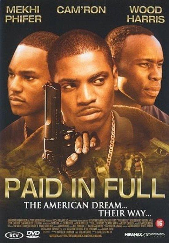 Cover van de film 'Paid In Full'