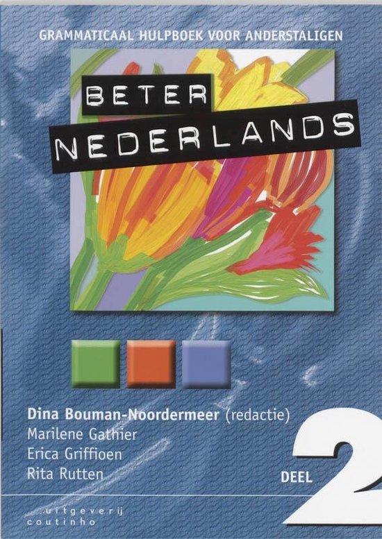 Beter Nederlands 2 - D. Bouman-Noordermeer pdf epub