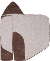 Snoozebaby Wikkeldeken Trendy Wrapping (90x110cm) Bruin