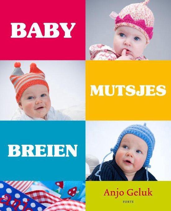Babymutsjes breien - Anjo Geluk |