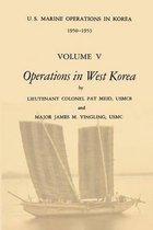 U.S. Marine Operations in Korea, 1950-1953