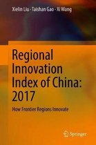 Regional Innovation Index of China