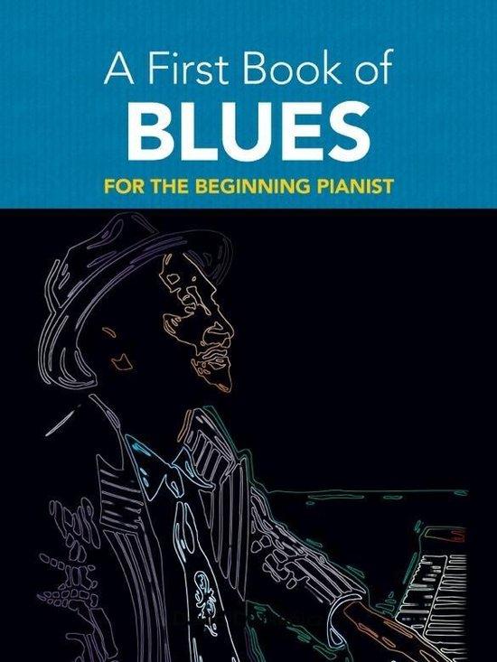 Boek cover A First Book of Blues van David Dutkanicz (Onbekend)
