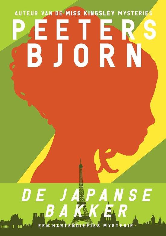 hartendiefjes 4 - De japanse bakker - Bjorn Peeters pdf epub