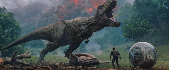 Jurassic World: Fallen Kingdom - Film