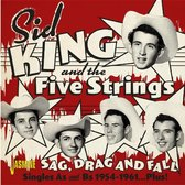 Sag, Drag And Fall. Singles As & Bs 1954-1961 Plus