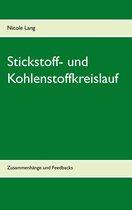 Boek cover Stickstoff- und Kohlenstoffkreislauf van Nicole Lang