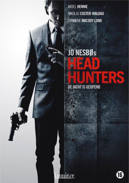 Cover van de film 'Headhunters'