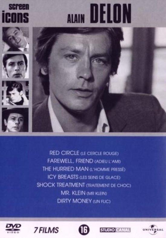 Cover van de film 'Alain Delon - Collection'