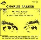 Bird Eyes, Vol. 15