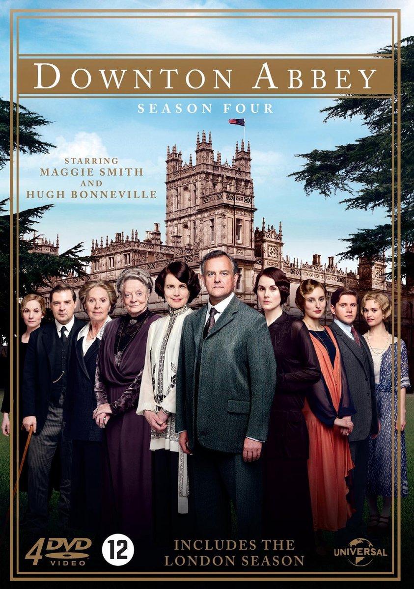 Downton Abbey - Seizoen 4 - Tv Series