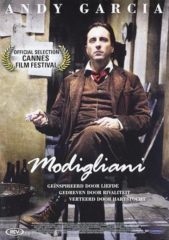 Cover van de film 'Modigliani'