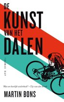 Boek cover De kunst van het dalen van Martin Bons
