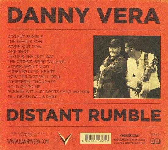 Distant Rumble - Danny Vera