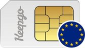 Keepgo 3-in-1 EU data simkaart inclusief 100MB (onbeperkt houdbaar*)