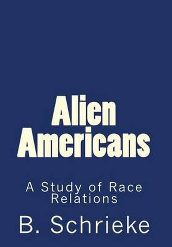 Alien Americans
