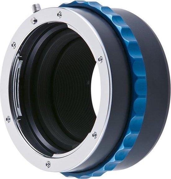 Novoflex Adapter Nikon lens naar Leica T/SL camera