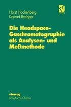 Die Headspace-Gaschromatographie Als Analysen- und Messmethode