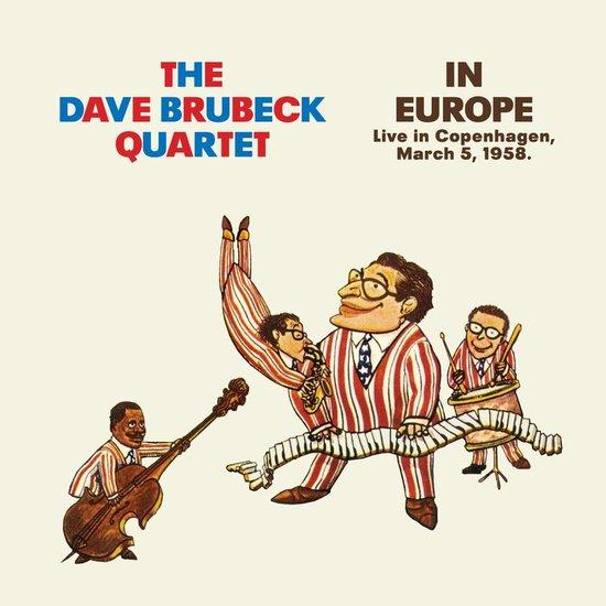 Dave Bruebeck Quartet
