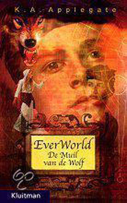 Boek cover De Muil Van De Wolf van Katharine Applegate (Onbekend)