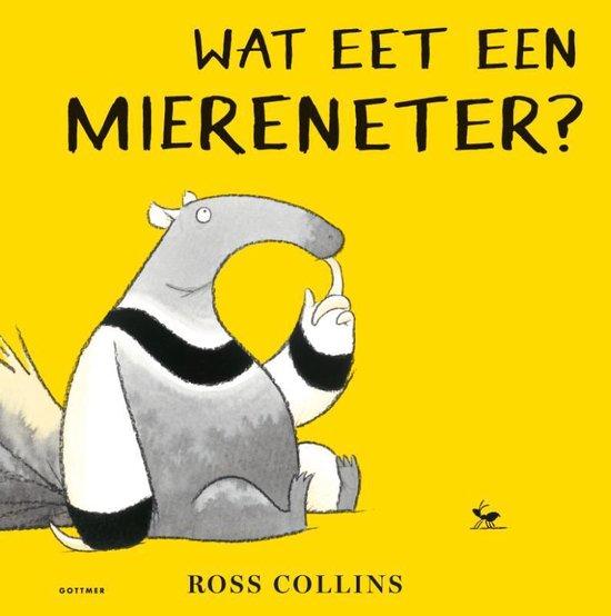 Wat eet een miereneter? - Ross Collins | Readingchampions.org.uk