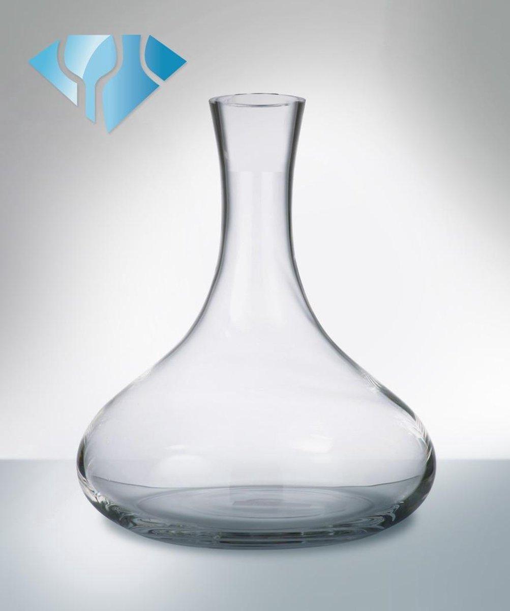 Kristallen wijn karaf 30258/1 - Crystalite Bohemia