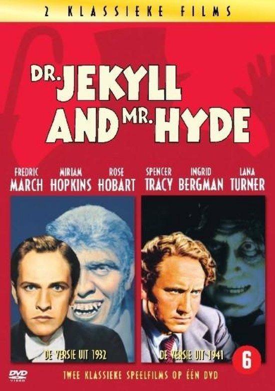 DR JEKYLL & MR HYDE 1932/1941 /S DVD NL