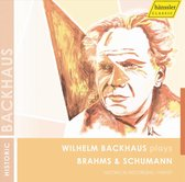 Wilhelm Backhaus Plays Brahms And Schumann