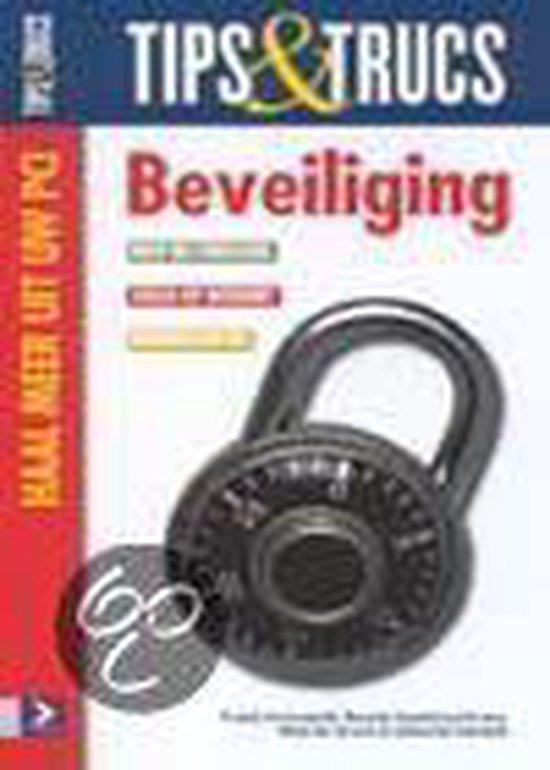 Cover van het boek 'Beveiliging'