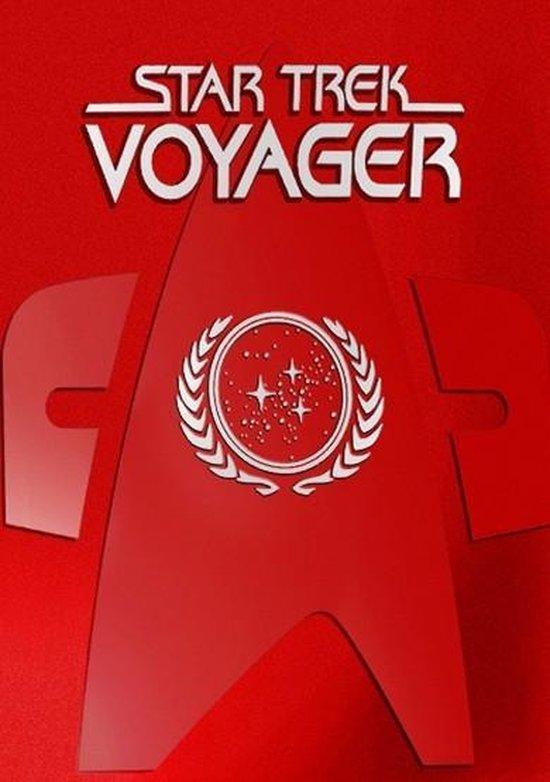 Cover van de film 'Star Trek Voyager'