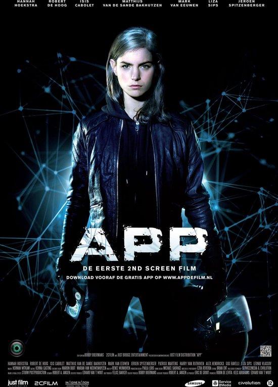Cover van de film 'App'