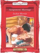Omslag Assignment: Marriage (Mills & Boon Vintage Desire)