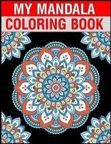 My Mandala Coloring Book
