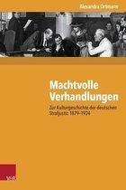 Boek cover Machtvolle Verhandlungen van Alexandra Ortmann