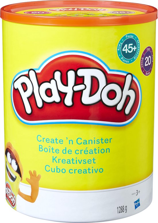 Play-Doh Create 'N Canister Startersset – Klei
