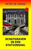 Bob Evers 60 - Schatgraven in een stationshal