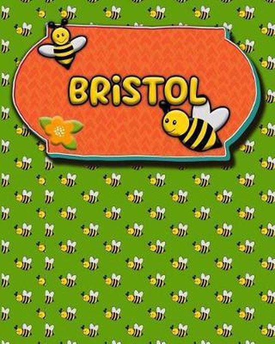 Handwriting Practice 120 Page Honey Bee Book Bristol