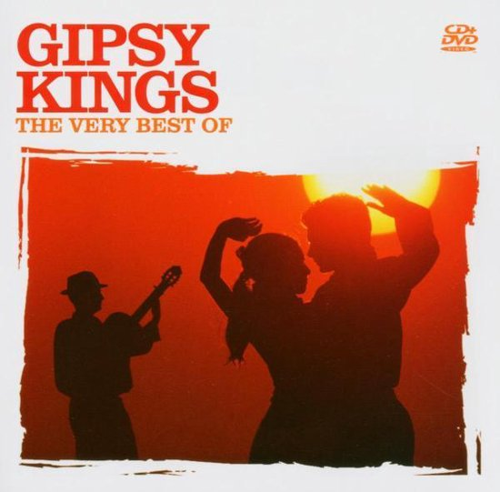 CD cover van The Very Best Of van Gipsy Kings