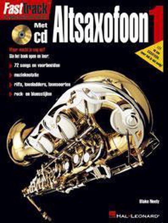 Fasttrack Es Saxofoon 1 Nl - B. Neeley  