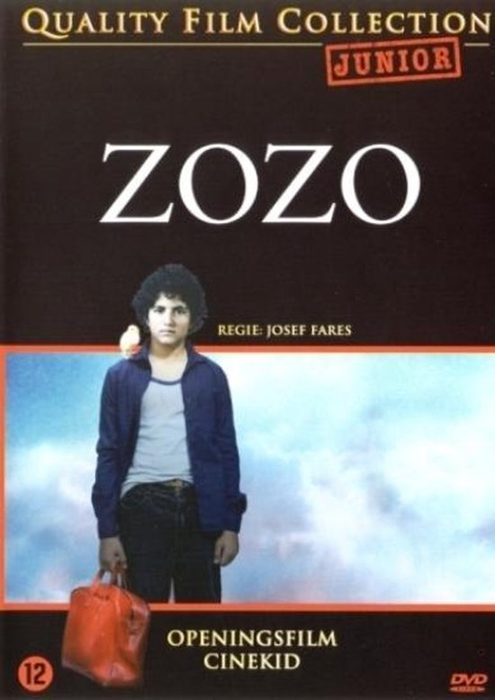 Cover van de film 'Zozo'