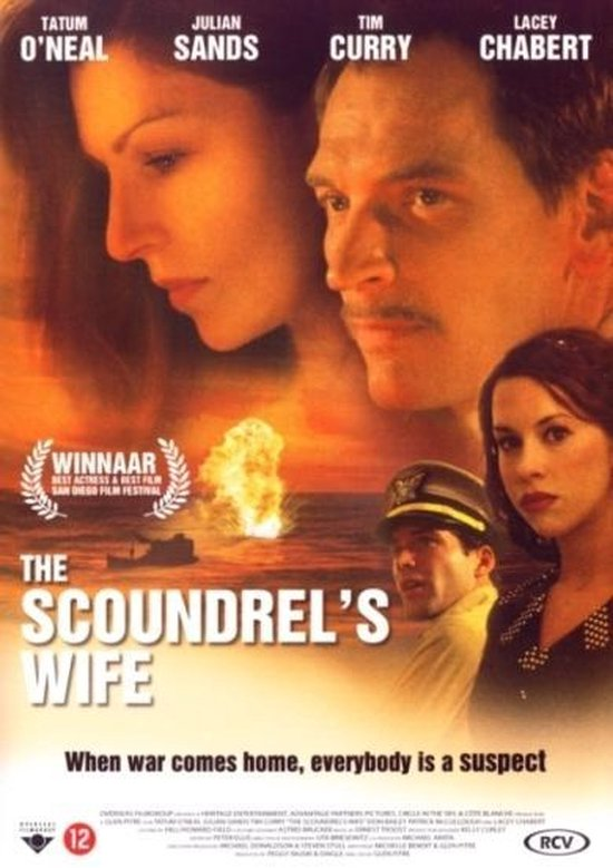 Cover van de film 'A Scoundrel's Wife'