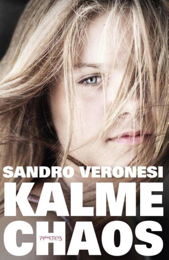 Boek cover Kalme Chaos van Sandro Veronesi (Onbekend)