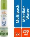 Zwitsal Naturals Micellair water - 2 x 200 ml - Voordeelverpakking