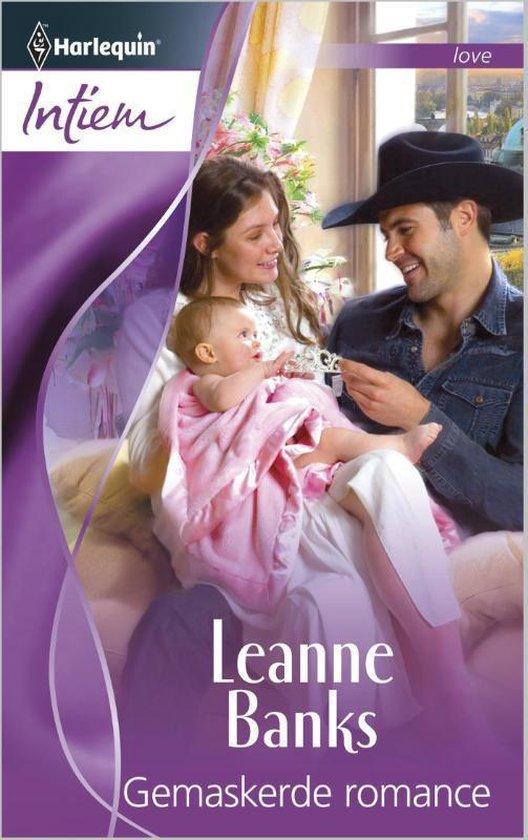 Gemaskerde romance - Intiem 1946 - Leanne Banks pdf epub