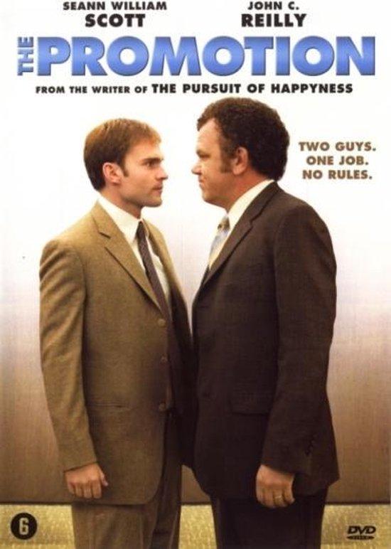 Cover van de film 'The Promotion'