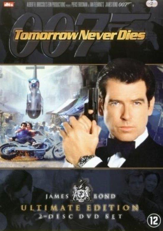 Cover van de film 'James Bond - Tomorrow Never Dies'